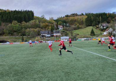 3:1-Auswärtssieg in Rönkhausen – Kontakt zur Spitzengruppe gehalten