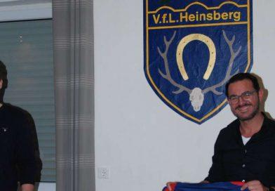 José Fernandez wird Trainer der SG Albaum/Heinsberg